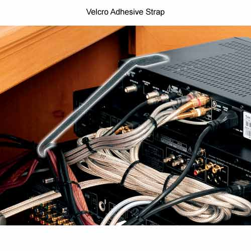 velcro adhesive strap used in Middle Atlantic REB Series Rotating Sliding icon