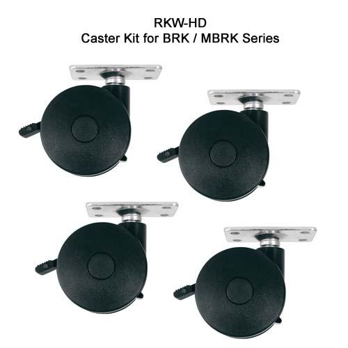 Middle Atlantic RK brk Series Laminate Enclosure heavy duty caster kit icon