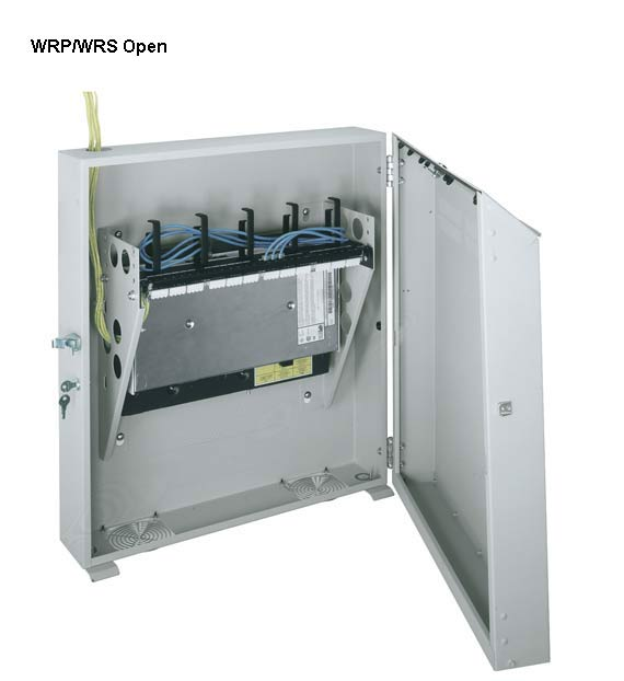 Middle Atlantic WRP WRS Series Low Profile Wall Enclosure open icon