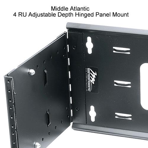Adjustable Depth Hinged Panel Mounts - icon