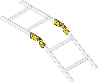 Middle Atlantic  Cable Ladders CL Series MA-CLH-ADJT