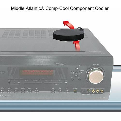 Middle Atlantic® Comp-Cool Component Cooler