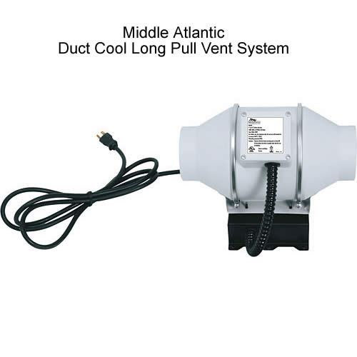 Middle Atlantic Duct Cool Long Pull Vent System icon