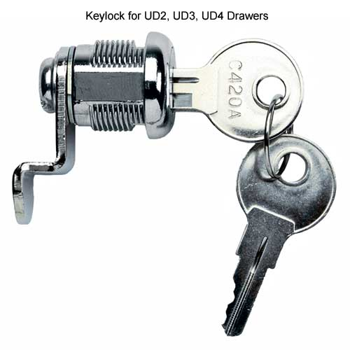Key Lock for Middle Atlantic UD Drawer - icon