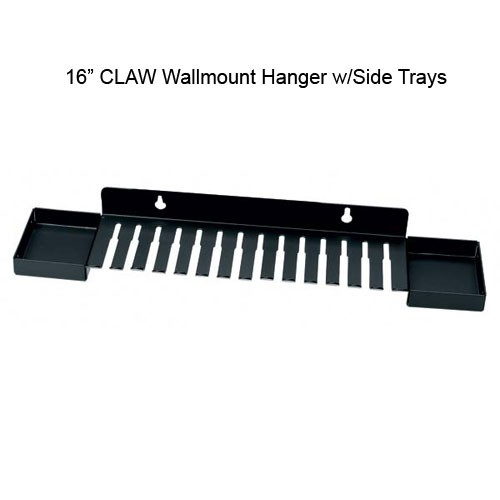 Middle Atlantic 16 inch Claw Wallmount Hanger with side trays icon