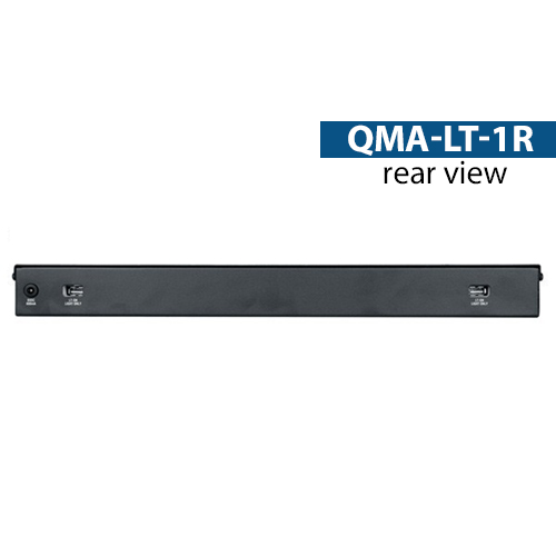 rear view of middle atlantic lt-1r rackmount light - icon