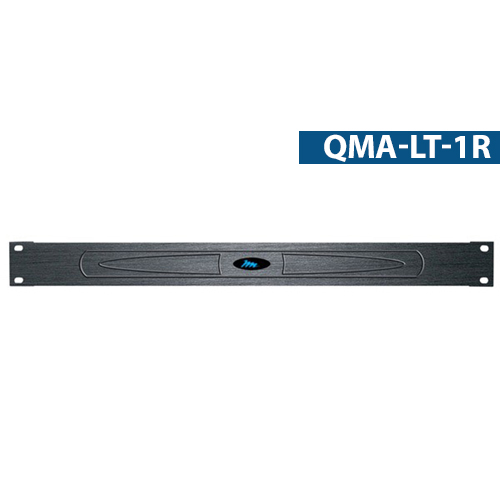 front view of middle atlantic lt-1r rackmount light in black - icon
