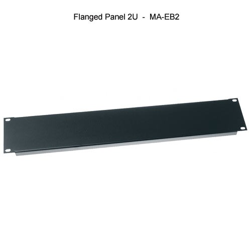 middle atlantic eb feb series 2u flanged blank panel icon