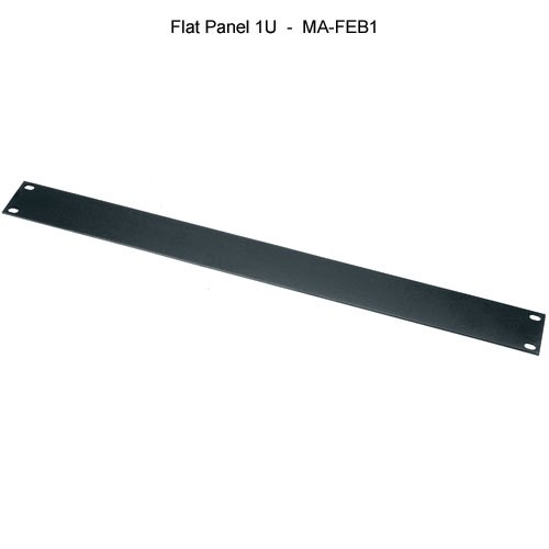 middle atlantic eb feb series 1u flat blank panel icon