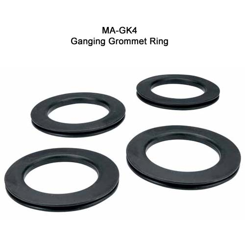 middle atlantic ganging grommet rings icon