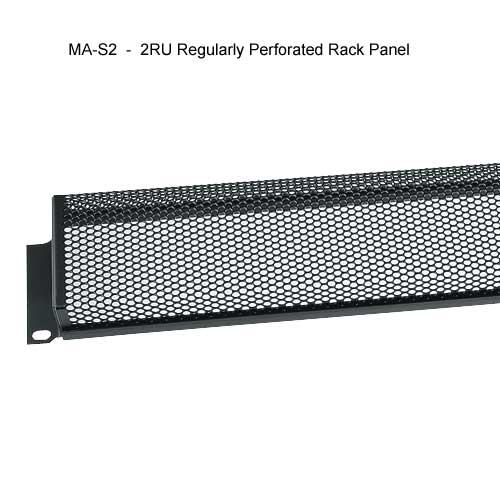 Middle Atlantic Perforated Security Covers