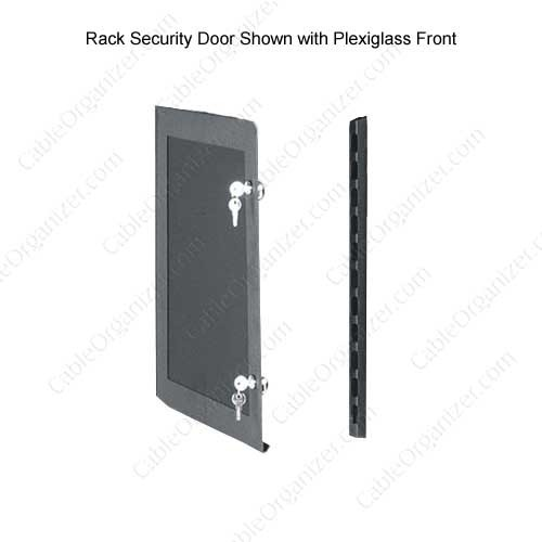 Middle Atlantic Security Doors for Racks