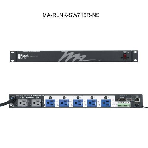 Middle Atlantic Racklink Managed Rack PDU 7 Outlets No Surge