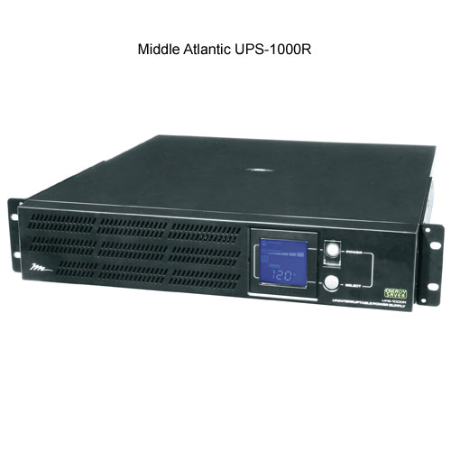 Middle Atlantic 1000r Uninterruptible Power Supply front view icon