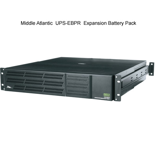 middle atlantic ups-ebpr expansion battery pack front view icon