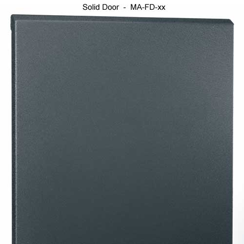 solid door for Middle Atlantic SR Series Pivoting Rack Enclosure icon