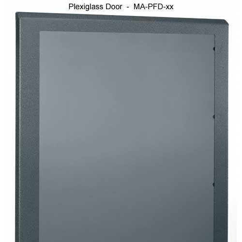 plexiglass door for Middle Atlantic SR Series Pivoting Rack Enclosure icon