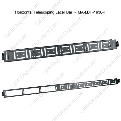 horizontal telescoping lacer bar, LBH-1930-T - icon