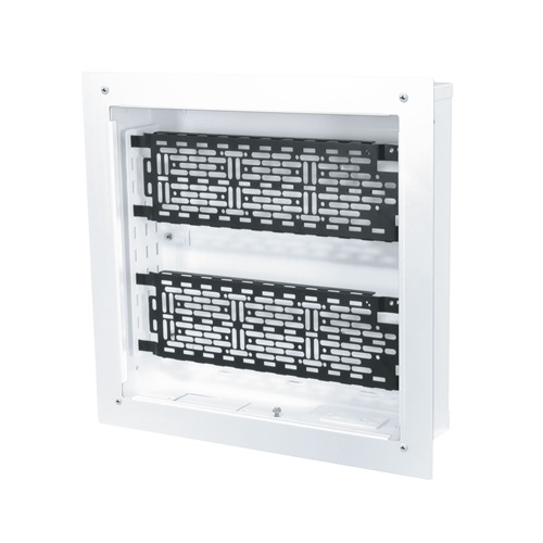 Middle Atlantic in-wall boxes & vision mounts for audio visual equipment