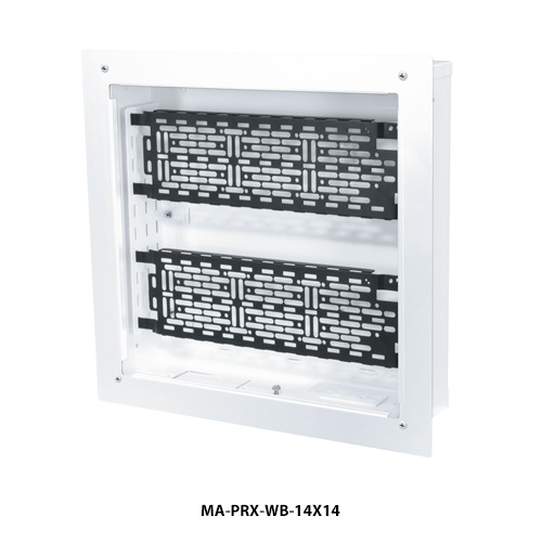 In-Wall Boxes & Vision Mounts for AV system 14 by 14