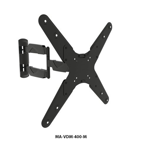 The VDM Series Vision Display Mounts provide safe mounting