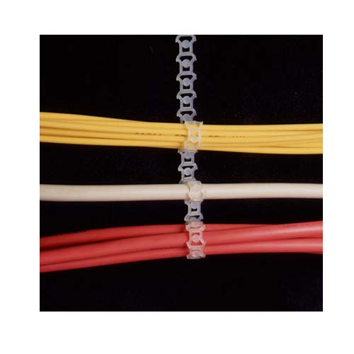 same low smoke zero halogen mille-tie in use more than once on cables at the same time icon