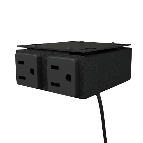 power extension desk outlets