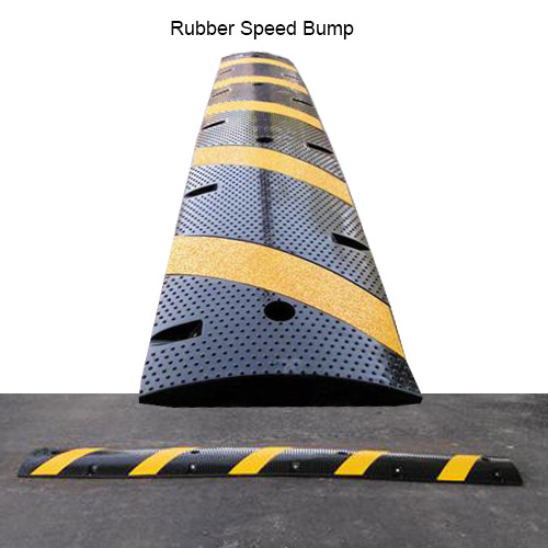 Modular Rubber Speed Bump and Cable Cover - icon