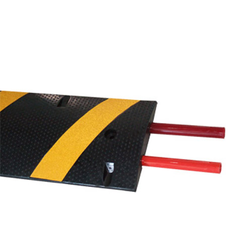 Modular Rubber Speed Bump with cables - icon
