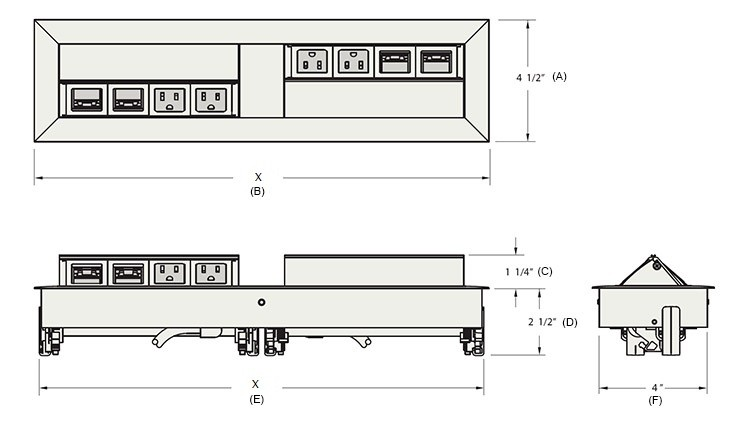 MS2 technical drawing