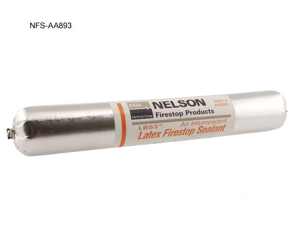 nelson Firestop LBS3 Latex Sealant in sausage pack - icon