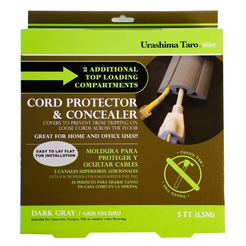 neoprene floor cord cover and protector in package - icon