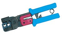 Ratchet Modular Crimp Tool