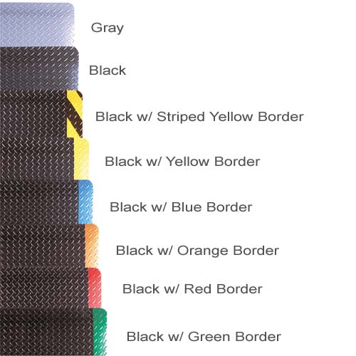 notrax cushiontrax floor mats in various colors - icon