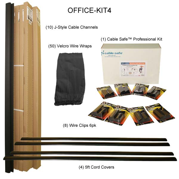 standard multiple 10 to 15 office organization kit components - icon