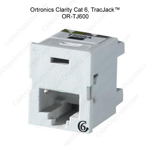 Ortronics Cat6 TJ600