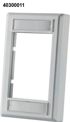 Ortronics SERIES II 40300011 Faceplate - icon