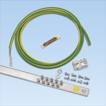 Jumper Kit, Rack Grounding Retrofit Equipment, #6 AWG (16mm²) Jumper, 96