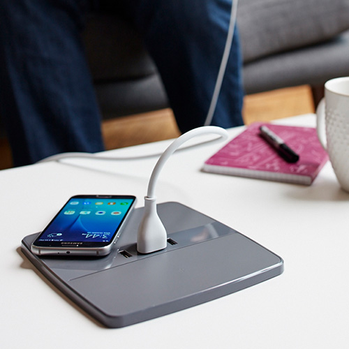 HQ Wireless Charging Power grommet
