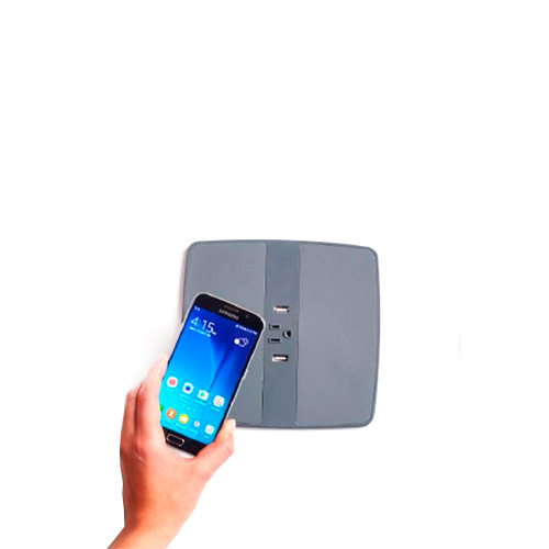 wireless dual charging device