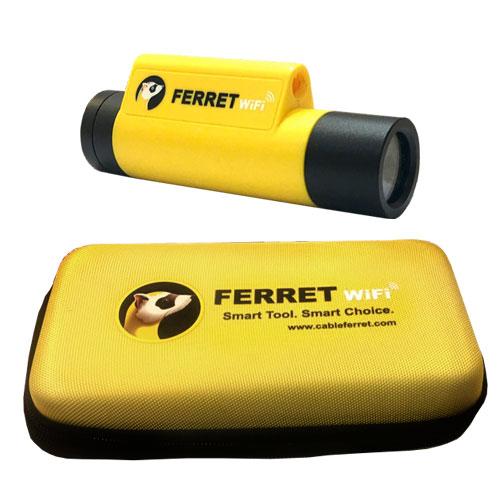 Cable Ferret WIFI camera