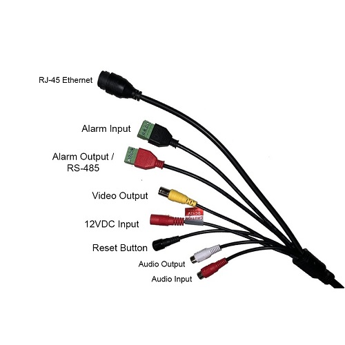 EDN368M Cables