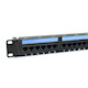 24-port Patch Panel Front View