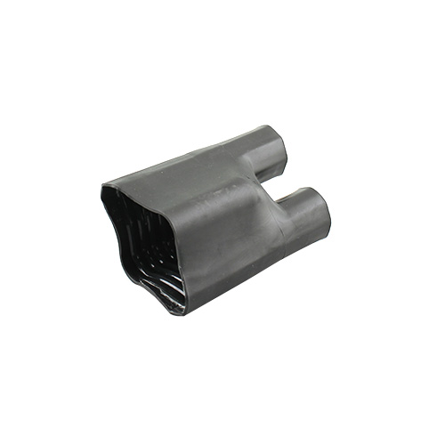 2 Core 2.5 inches Wirerun Heat Shrink Boots