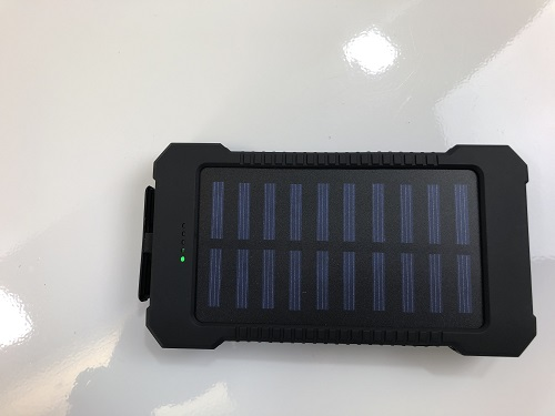 Solar Charger Face