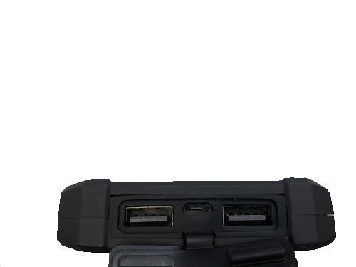 USB Port Open