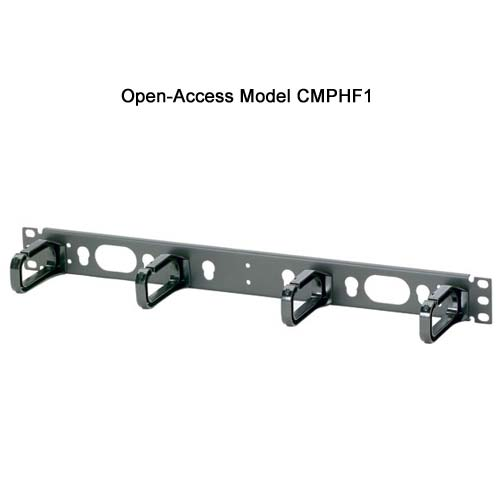 Panduit Open Access Horizontal D-ring Cable Manager cmphf1 - icon