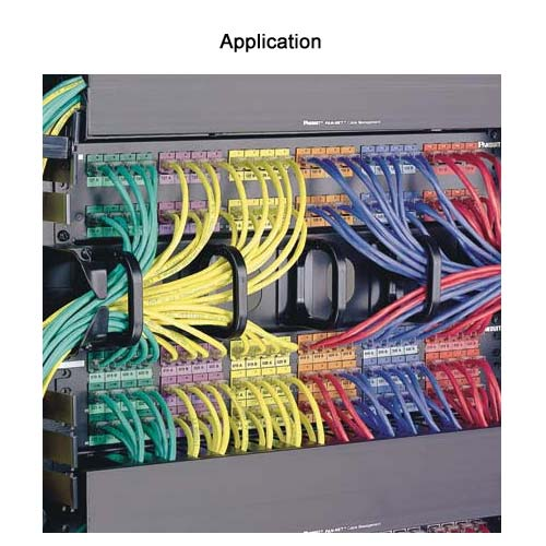 Panduit Open Access Horizontal D-ring Cable Manager application - icon