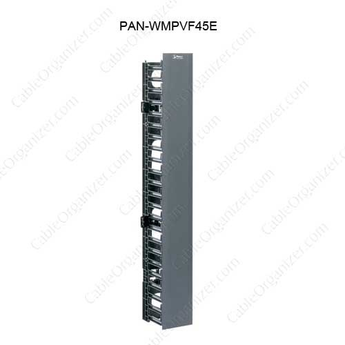 Panduit NetRunner Vertical Cable Manager front only - icon