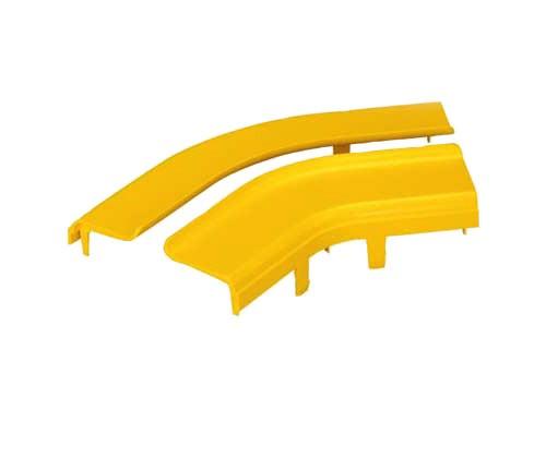 Panduit FiberRunner® Cable Routing Systems PAN-FRH45SC4YL